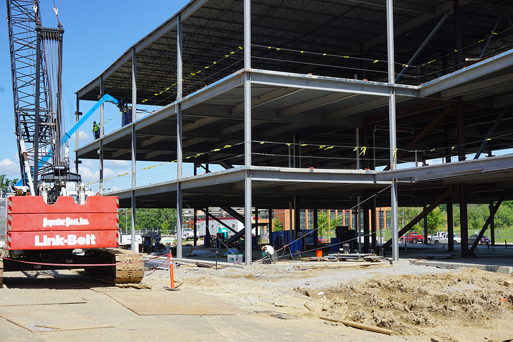 Superior Steel Inc  – In House Steel Engineering and Design